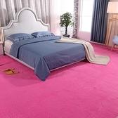 客廳家用絲毛小地毯臥室床邊長方形沙發地墊可定制房間滿鋪大地毯 【Ifashion·全店免運】