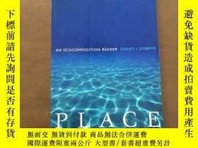 二手書博民逛書店SAVING罕見PLACE An Ecocomposition