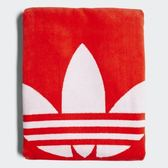 【折後$3080】▶adidas Originals  紅色 沙灘浴巾 CD6144