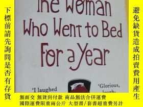 二手書博民逛書店The罕見woman who went to bed for a yearY146810 SUE TOWNSE