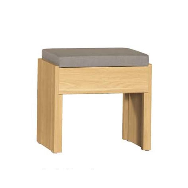 費德勒化妝椅(皮面)(21JS1/130-4)/H&D東稻家居