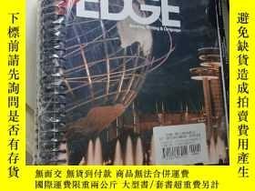 二手書博民逛書店Edge罕見Fundamentals Teacher s Edition: Volume 1、2: Reading