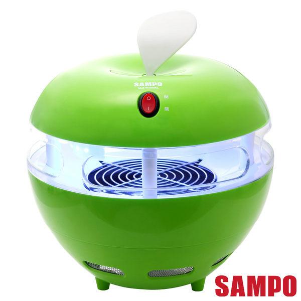SAMPO聲寶 9瓦光觸媒吸入式捕蚊燈 MLS-W1209CL【福利品】