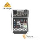 【缺貨】德國Behgringer Q502usb 5軌混音器(附USB線,可當錄音介面)【耳朵牌/Q-520/USB介面/XENYX】