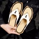 人字拖男潮流韓版室外穿2021新款防滑夾腳拖鞋男士涼鞋夏季沙灘鞋 依凡卡時尚