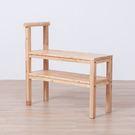自然簡約生活玄關鞋架椅凳-生活工場