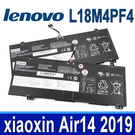 LENOVO L18M4PF4 4芯 . 電池 L18M4PF3 5B10T0908 5B10T09080 Xiaoxin Air14 2019 IdeaPad S540 系列