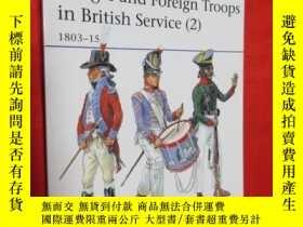 二手書博民逛書店Emigre罕見and Foreign Troops in Br