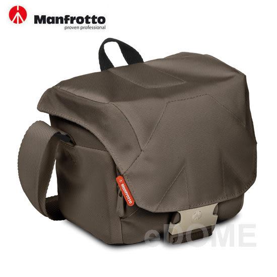 MANFROTTO Bella II 2號 灰綠色 側背包 (24期0利率 免運 正成貿易公司貨) 相機包 MB SSB-2BC