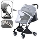 嬰兒推車蚊帳 全罩式加大加密拉鍊嬰兒車蚊帳-JoyBaby