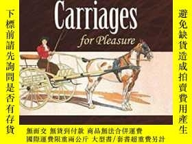二手書博民逛書店【罕見】Driving Horse-drawn Carriage