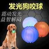 交換禮物 寵物發光狗咬球 夜光狗球 解悶狗玩具 爆款 過CE ROSH 卡菲婭