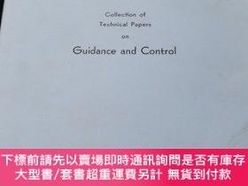 二手書博民逛書店Guidance罕見and Control (大16開近3厘米厚)Y1767 AlAA Guidance, C