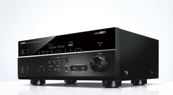 《名展影音》贈發燒線材~ 山葉Yamaha RX-V683 7.2聲道大功率環繞收音擴大機 公司貨