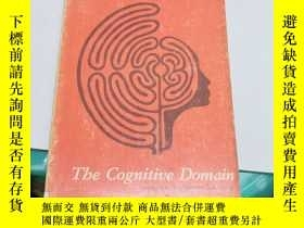 二手書博民逛書店the罕見cognitive domain(V152)Y173412