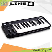 【小麥老師樂器館】全新 Line 6 Mobile Keys 25 MIDI鍵盤控制器 主控 鍵盤 錄音 連接ipad