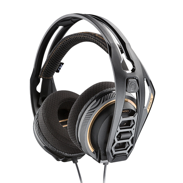 PLANTRONICS 繽特力 電競耳機 RIG400 Dolby Atmos