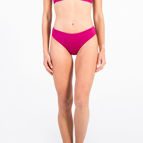 HURLEY|女 SOLID FULL BIKINI BOTTOM 比基尼褲