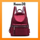 雙肩包手提包後背包素色上班包通勤包時尚感包包-黑/紅/酒紅/粉【AAA3882】預購