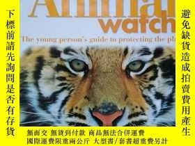 二手書博民逛書店animal罕見watchY254800 Roger Few Dorling Kindersley 出版20
