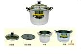 【中部家電生活美學館】牛88 32CM多用途煉鍋 JH-308-32 材質304不鏽鋼