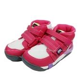 (BX) Moonstar 日本機能品牌 機能 抗菌 除臭中高筒運動鞋 魔鬼氈童鞋附贈鞋墊 CRC21404 [陽光樂活]
