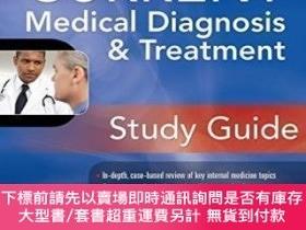 二手書博民逛書店Current罕見Medical Diagnosis And Treatment Study Guide 2e (