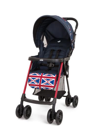 『121婦嬰用品館』 奇哥 Joie New aire 輕便推車-英國藍