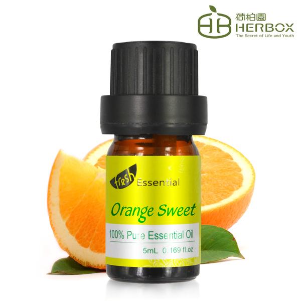 荷柏園Herbox 甜橙精油 5ml