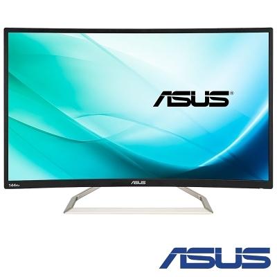 ASUS VA326H 32型 VA 曲面電競電腦螢幕