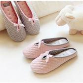 夏秋季室內女家居家可愛棉布月子鞋SMY3522【VIKI菈菈】