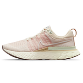 NIKE React Infinity Run Fk 2 女鞋 慢跑 柔軟 透氣 回彈 粉【運動世界】DM7193-711