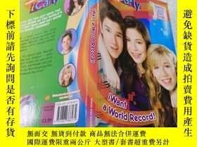 二手書博民逛書店i罕見want a world record我想要一項世界紀錄Y212829