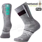Smartwool PhD OD Mid SW000768-039淺灰 女戶外中量級減震中長襪 美麗諾羊毛襪/機能排汗襪/健行襪雪襪