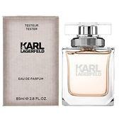 Karl Lagerfeld卡爾·拉格斐 卡爾同名女性淡香精 85ml-Tester包裝