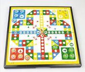 大號飛行棋磁性摺疊游戲棋便攜式幼兒益智玩具親子兒童節禮物igo 至簡元素