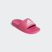 Adidas Adilette Comfort兒童粉色舒適拖鞋-NO.EG1871