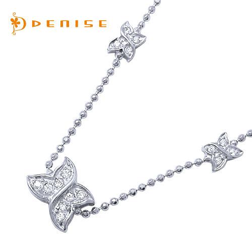 手鍊 925純銀手鍊「蝴蝶」銀飾禮品/情人禮物