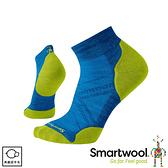 【SmartWool 美國 男 Phd菁英減震型跑步低筒襪《海王星藍》】SW0SW243/排汗襪/跑步襪/健行襪