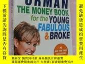 二手書博民逛書店The罕見Money Book For The Young, F