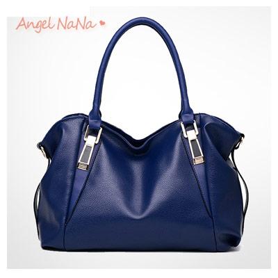 全館限時滿399超商免運費~手提包-經典時尚OL軟包斜背包 (SBA0294) AngelNaNa