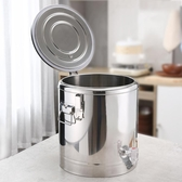 蓮梅不銹鋼保溫桶商用超長保溫飯桶奶茶桶大容量湯桶茶水桶豆槳桶  ATF  極有家
