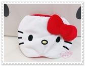 ♥小花花日本精品♥ Hello Kitty 口罩 純棉口罩 大臉 蝴蝶結 造型 防塵 防護口罩 07004902