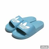 ADIDAS 女拖鞋ADILETTE LITE W 水藍 -FY6542