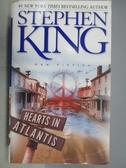 【書寶二手書T3/原文小說_MOR】Hearts in Atlantis_Stephen King