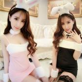 真人情趣內衣服絲襪性感可愛貓耳朵女兔子女郎制服極度誘惑套裝