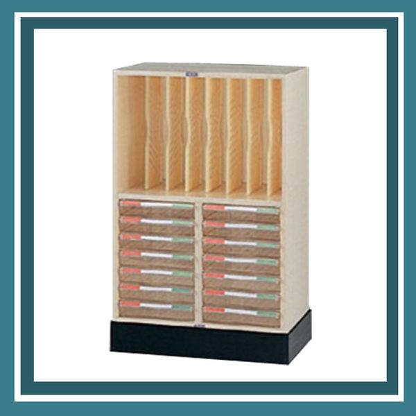 【必購網OA辦公傢俱】A4-7214A+A4-02 二排底座 文件櫃 公文櫃 資料櫃