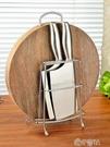 砧板架刀架一體不銹鋼廚房用品簡易插放刀具菜刀收納置物菜板架子【快速出貨】