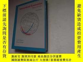 二手書博民逛書店International罕見Economics Theory