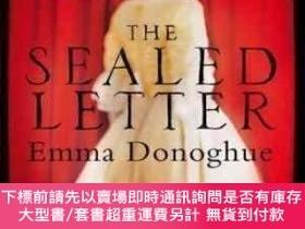二手書博民逛書店The罕見Sealed Letter封緘的信,愛瑪·多諾霍作品,英文原版Y449990 Emma Donogh